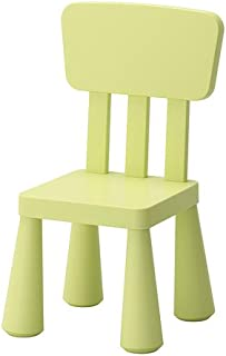 IKEA Children's Chair, Light Green Indoor/Outdoor, Light Green