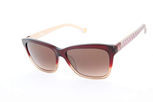 Carolina Herrera SHE7010AH7 Gafas de sol, Marrón, 55 para Mujer