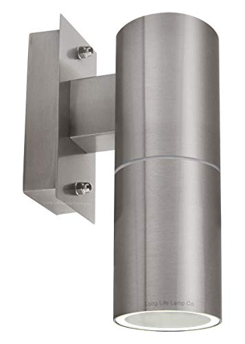 Long Life Lamp Company ENEEP Mug, Acier Inoxydable, GU10, Stainless Steel Single