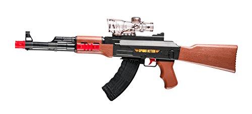 Villa Juguetes 8030–Juegos Escopeta M47Gel Target Shot Gun