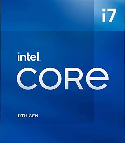 INTEL Core i7-11700 LGA1200 - Caja (2,5 GHz)