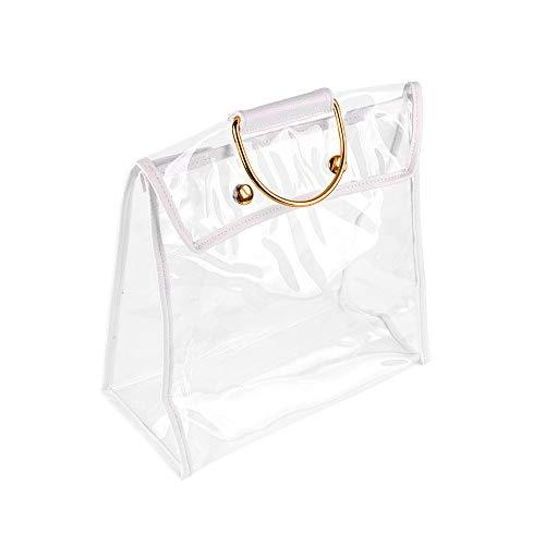 Sulifor Tasche Staubbeutel transparent Aufbewahrungstasche Aufbewahrungstasche Reise Aufbewahrungstasche