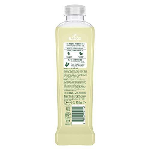 Radox Feel Pampered Bath Soak, 500 ml