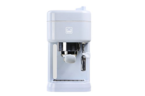 Briel ES 14 Special Edition Cafetera espresso, 1260 W, Plástico, Azul claro