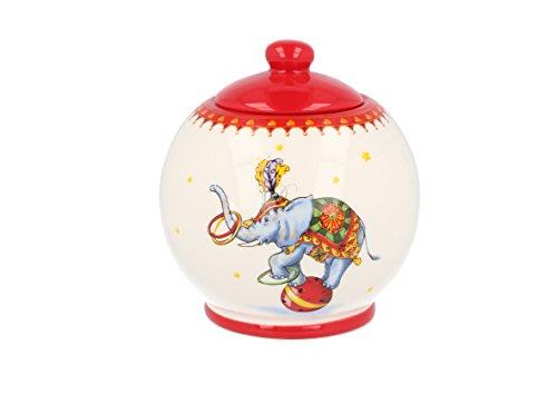 Hervit Zuccheriera in Ceramica Circus - Art: 26108
