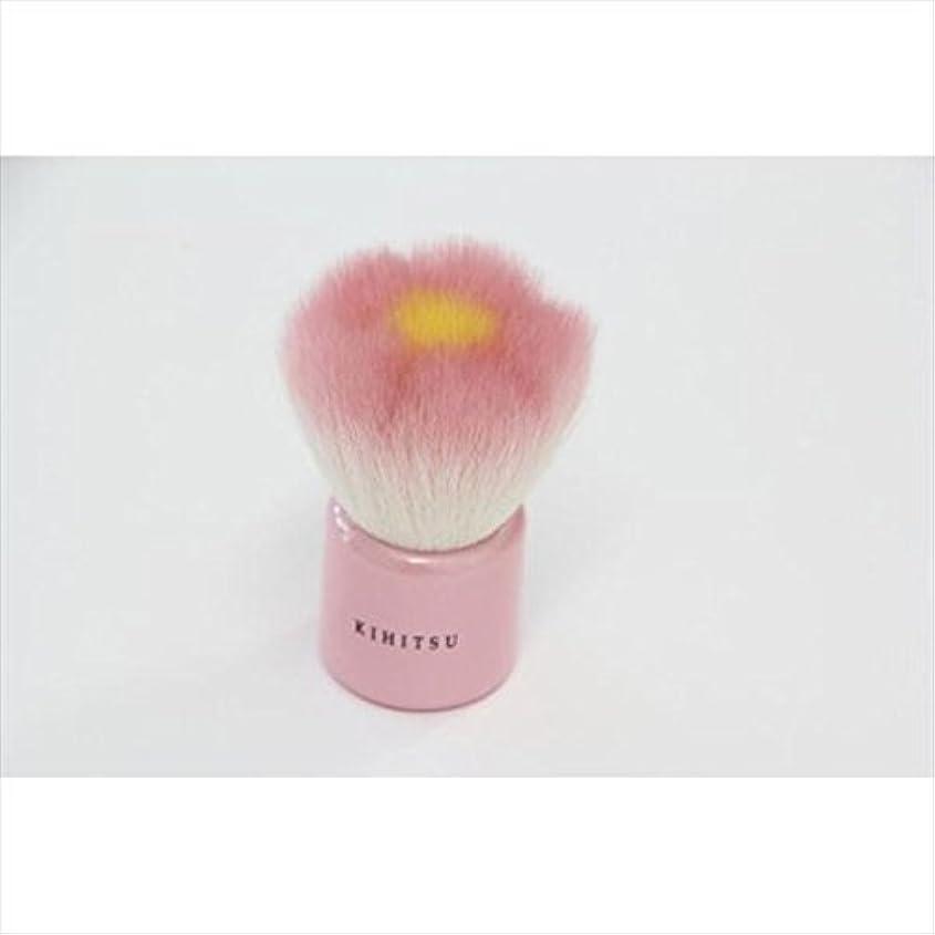 設計図襲撃摩擦喜筆:フラワー洗顔ブラシ ピンク FNPJP Y102052