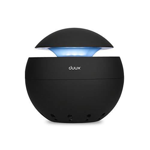 Duux Sphere Luftreiniger, Air Purifier mit HEPA Kombifilter, Luftreinigungsgerät mit LED licht, perfekt für Allergie