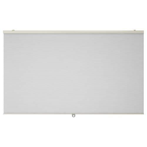 IKEA ASIA HOPPVALS - Estor celular, color blanco