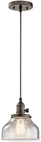 lowest Kichler 43850OZ online One lowest Light Mini Pendant outlet online sale