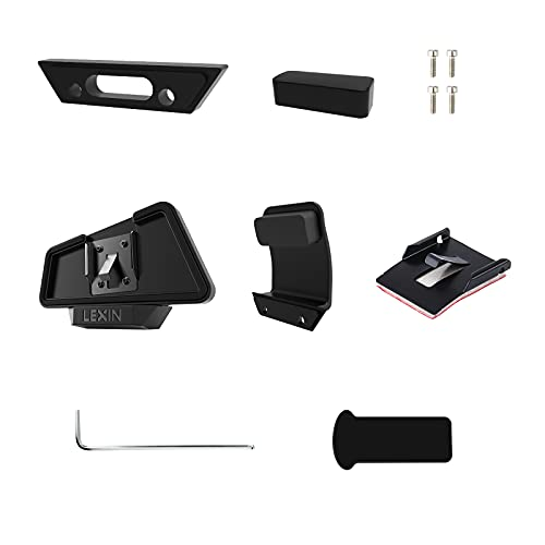 LEXIN G16 Interfono Moto Staffa di Montaggio