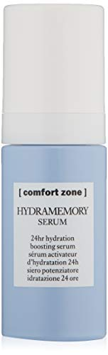 [ comfort zone ] Hydramemory Serum, Hyaluronic Acid Serum for Dehydrated or Dry Skin Types, Suitable for Vegans and Paraben Free, 1.01 Fluid Ounce