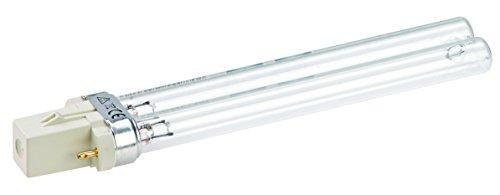 OASE 54984 Ersatzlampe UVC 9 W, weiß, 4,59 x 7,8 x 7,9 cm | Zubehör | Filter | Ersatzteil | Lampe
