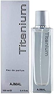 Ajmal Titanium Perfume for Men, Eau de Parfum, 100ml