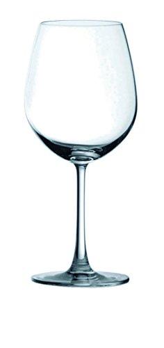 Stalwart G1015 a21 Madison en verre de vin de Bordeaux, 21 g/60 cl (lot de 6)