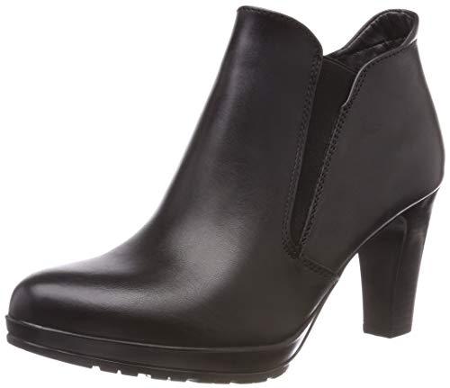 Tamaris Damen 25395-21 Chelsea Boots, Schwarz (Black 1), 41 EU