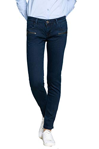 Blue Fire Co Alicia 003 - Skinny Basic, Rinsed 31/28 - Damen