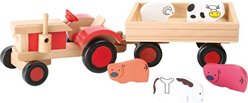 Small foot company - 7158 - Tracteur avec Animaux