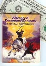 Oriental Adventures (Miniature AD&D Collector's Edition)