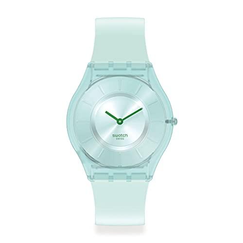 Reloj Swatch Skin Classic Bio SS08G100 Sweet Mint