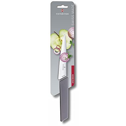 VICTORINOX(ビクトリノックス)スモールシェフナイフラベンダー15cmスイスモダン牛刀包丁6.9016.1521B