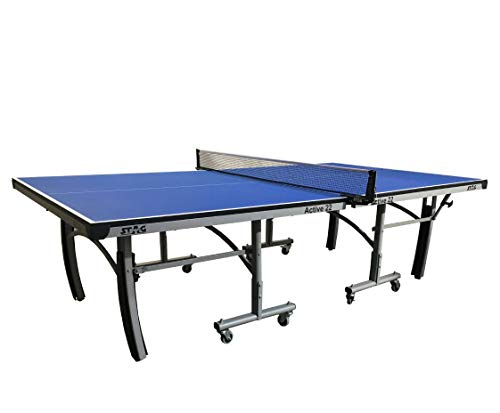 Stag Active 22 T.T Table | Full Size | Foldable | Ideal for Both Home and Club