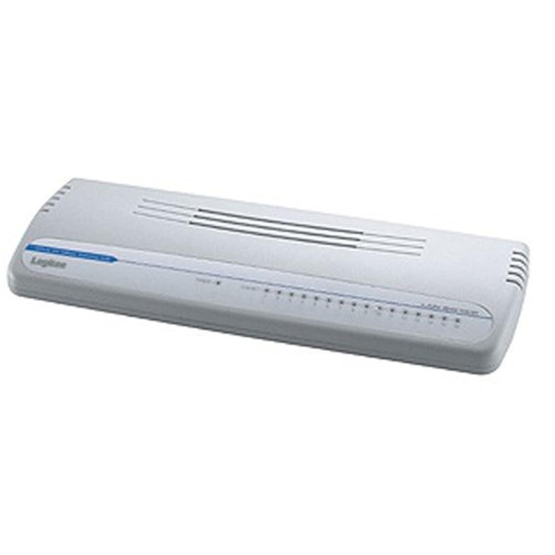ヤギ繊毛スペクトラムロジテック 100BASE-TX対応16ポートスイッチングハブ LAN-SW16/P