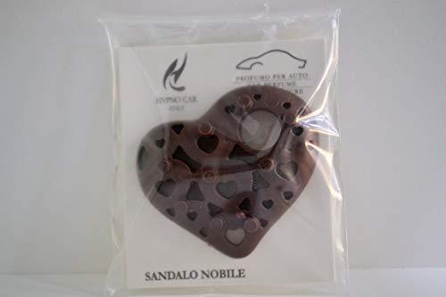 Ricarica Profumo per Auto Sandalo Nobile New Line Luxury Made in Italy