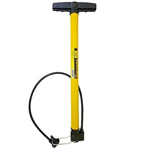 Bomba de Ar Manual para Piscina Pneu Bicicleta Moto Colchão
