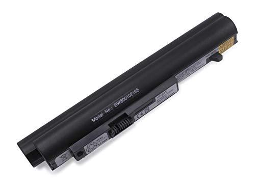 vhbw Batterie Li-ION 4400mAh 11.1V Noire pour BM Lenovo Ideapad S10-2, remplace Les modèles L09C3B12, L09C6Y12, L09C6YU11, L09M3B11, 55Y9382, 55Y9383