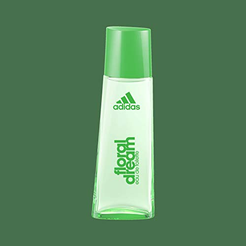 Adidas, Eau de Toilette Floral Dream, Profumo da Donna, 50 ml