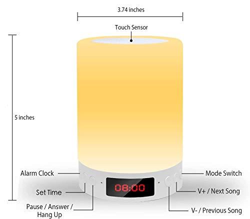 Swonuk Lámparas de mesa