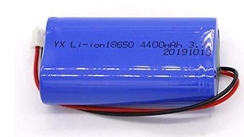 ZZBAT 3.7v 4000mah 5200mah 6400mah 18650 li-ion Rechargeable Battery Pack 18650-2P Lithium ion Battery-3.7v 4400mah