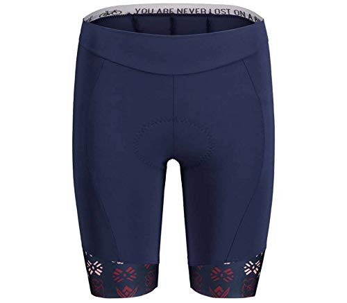 Maloja Damen PuraM. Shorts, Night Sky Hayfield, XS