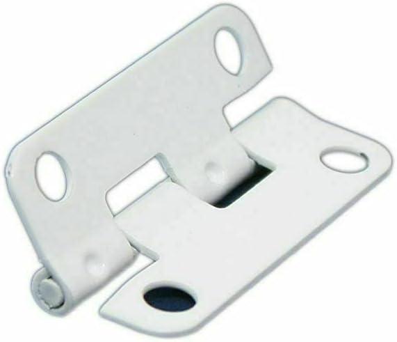Compatible with Frigidaire 134412400 Washer Door Hinge