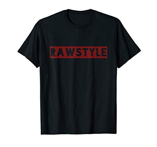 Rawstyle T-Shirt Hardstyle Merchandise T-Shirt