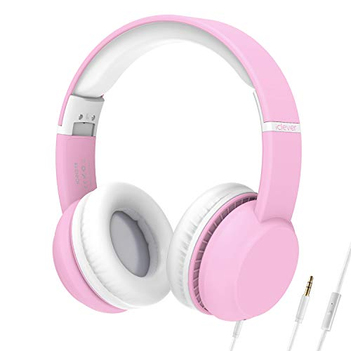 31XSyxISoBL - iClever Kids Headphones -