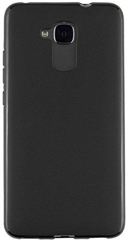 mumbi Hülle kompatibel mit Honor 5C Handy Case Handyhülle, schwarz - 4