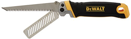 DEWALT 2-in-1 Folding Jab Saw/Rasp Blade Combo
