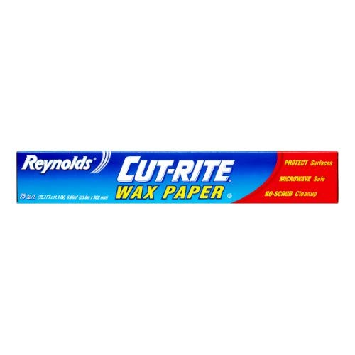 Reynolds Cutrite Wax Paper -White (Pack of 2)