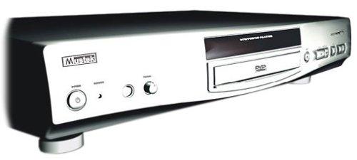 Mustek V562 DVD-Player Silber