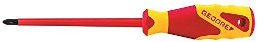 GEDORE 2160 VDE schroevendraaier kruiskop PH 0 PH 0