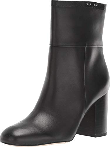Franco Sarto Women's Dexter Ankle Boot, Black, 8.5