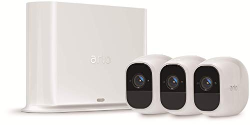 Arlo VMS4330P-100EUS Pro 2 Smart caméra de surveillance - Pack de 3...