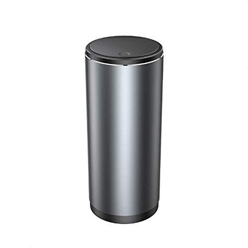 Auto vuilnisbak, Console vuilniszak, Push Spring Design, Mouwtype Bevestiging, ABS Dikke Liner, Geschikt voor Keuken, Buiten, Zwart
