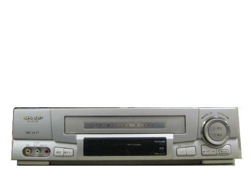VHSビデオデッキ シャープ VC-HF730