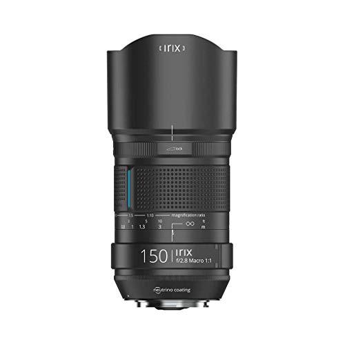 Obiettivo Irix 150mm f/2,8 Macro (Attacco Canon)