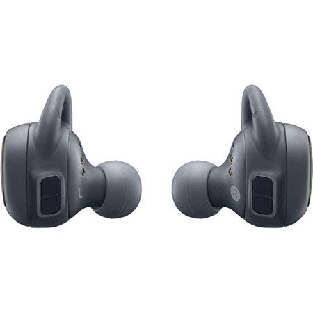 Samsung Gear IconX Cord-Free Wireless Fitness Earbuds with Built-in Sensors and 4GB of Internal Memory, Black (Non-Retail Packaging)