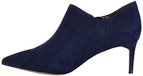 Amazon-Marke: FIND Shoe Boot Stiefel, Blau (Navy), 37 EU