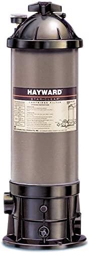 Hayward W3C500 StarClear Cartridge Pool Filter, 50 Sq. Ft., Gray