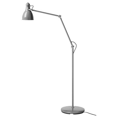 ★AROD / フロア/読書ランプ / グレー[イケア]IKEA(60148697)の写真